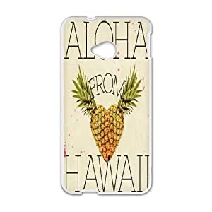 ZK-SXH - ALOHA Personalized Phone Case for HTC One M7, ALOHA Customized Phone Case