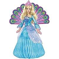 Barbie 'Island Princess' Honeycomb Centerpiece (1ct)