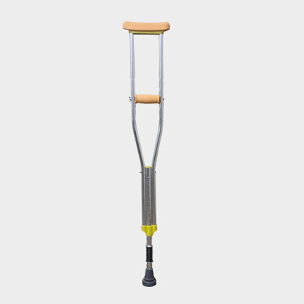 WANGXIAOLINguaizhang WANGXIAOLIN Underarm Crutches Elderly Disabled Can Adjust The Height Of A Single Turn