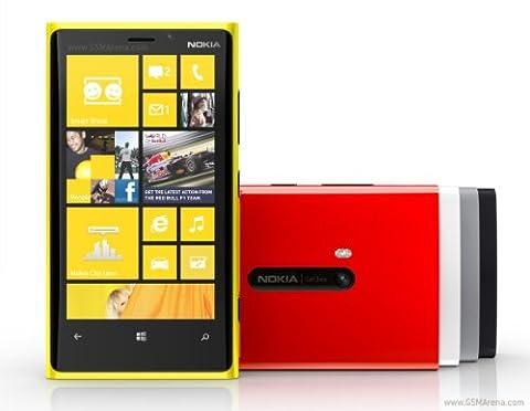 Nokia Lumia 920 32GB Unlocked GSM 4G LTE Windows Smartphone - White - AT&T - No Warranty (Nokia Lumia 920 Straight Talk)