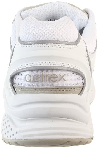 Aetrex Women's Wide Athletic Walker White-grey for sale online Bf8yg