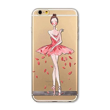 coque iphone 7 plus danseuse