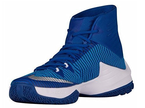 5a18cf450ac3 Galleon - NIKE Men s Zoom Clear Out TB Basketball Shoes Royal Blue 844372  444 Size 11.5