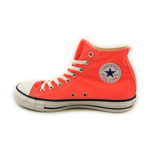 Core Orange Fiery Coral mode mixte Ctas Baskets Hi Converse adulte Px5O8n