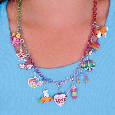 Rainbow Chain Necklace CHARM IT