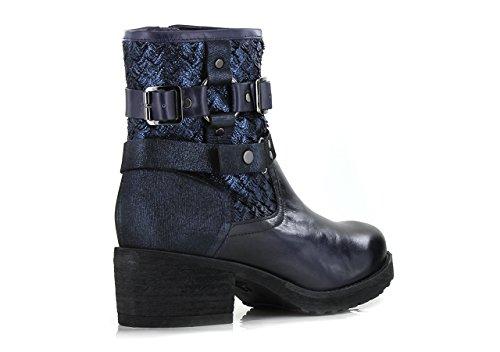 MAM'ZELLE Navy Boots Bottines Femme DORISA rqwIFr