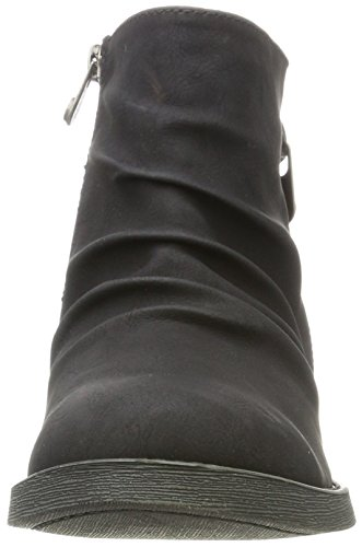 Femme Bottines Blk Marron Blowfish Kimm Noir Blk 020 q487gEn