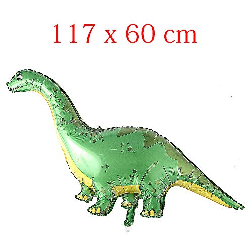 Dinosaur Tyrannosaurus Animal Balloons for Birthday Party Baby Shower Decoration Kit Inflatable Party Supplies Decorations Gift Kids and Adults (Tanystropheus)]()