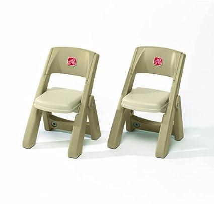 Amazon.com: Step2 – Silla plegable (2 unidades): Toys & Games