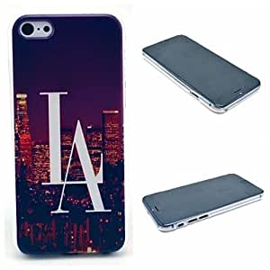 Las Vegas View Pattern Hard Case for iPhone 6