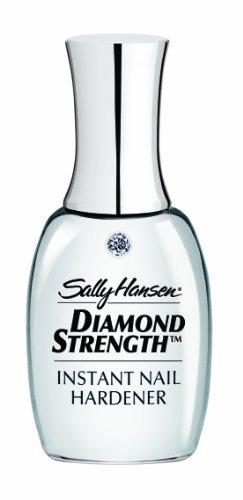 - Sally Hansen Diamond Strength Instant Nail Hardener 0.45 Ounce (13ml) (2 Pack)