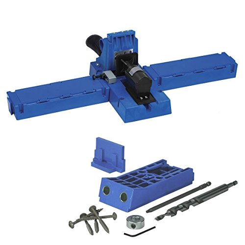Kreg K5 Pocket-Hole Jig With KJHD Heavy Duty Jig by Kreg