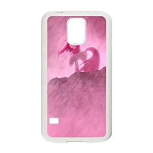 Samsung Galaxy S5 Cell Phone Case White girly 253 VY2683537