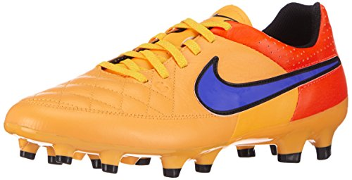 Cleat Tiempo Nike Ground Leather FG Genio Firm Mens Soccer O8rcrwRqdP