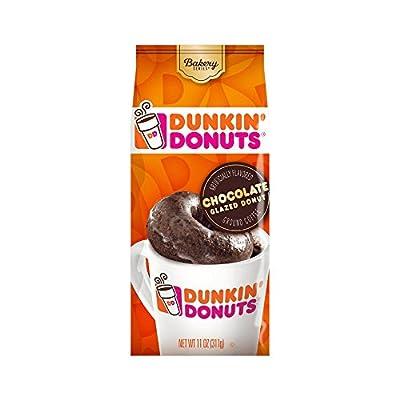 Dunkin' Donuts Bakery Series Ground Coffee, Chocolate Glazed Donut, 11 oz
