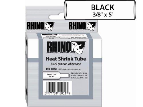 Sanford LP : RHINO 3/8 WHITE HEAT SHRINK ()