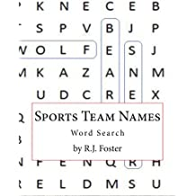Sports Team Names: Word Search