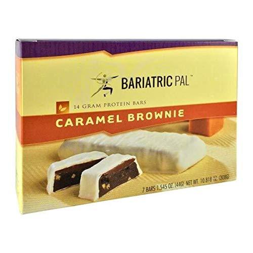 (BariatricPal High Protein Bars - Caramel Brownie with Vanilla Yogurt)