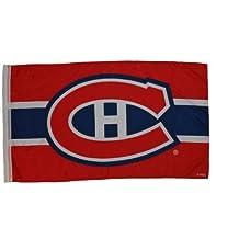 Montreal Canadiens NHL Hockey Logo Large 93 x 155 Cm Flag Banner..New