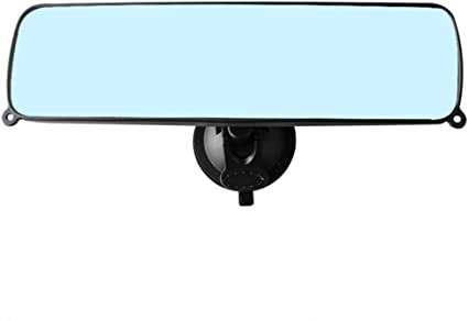 Kkmoon Auto Rückspiegel Universal Innenspiegel Saugnapf Spiegel Für Auto Lkwrückspiegel Auto Innen Auto