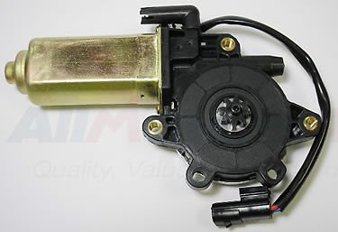 LAND ROVER DISCOVERY 1 WINDOW REGULATOR MOTOR NEW PART# CUR100450 ()