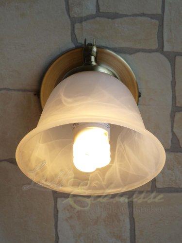 Lampada da parete rustica / stile casa di campagna / illuminazione ...
