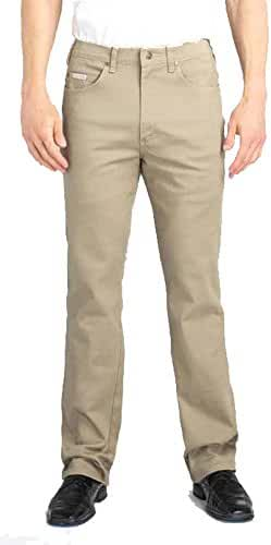 Grand River Five Pocket Khaki Stretch Jean