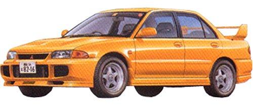 フジミ模型 1/24インチアップディスクシリーズ92 ランサーエボリューションIIIの商品画像