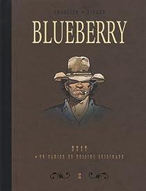 Blueberry - Intégrale 15 : Dust   un cahier de dessins originaux par Giraud