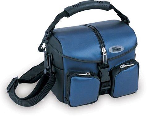 Video Camera Digital Targus - Targus DSPL05 Large Sport Photo and Video Camera Case - Blue