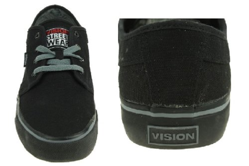 grey Skate 13 Wear Vision Low Optic Schwarz Street black Schuhe HAycF8y