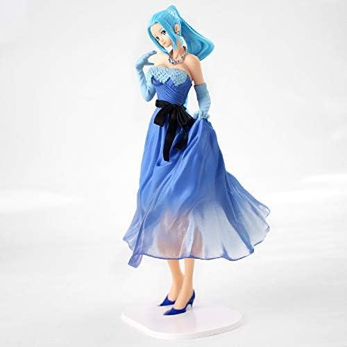 One Piece Lady Edge Wedding Nefeltari Vivi Figure Figurine Anime Toy No Box