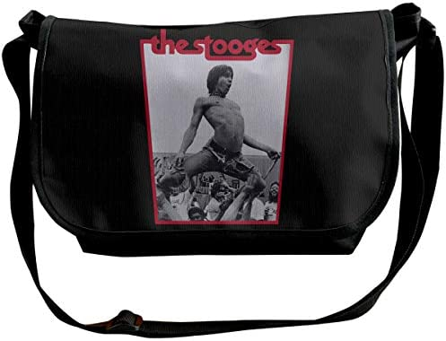 ショルダーバッグ スポーツバッグ ワンショルダー ザ ストゥージズ メッセンジャーバッグ 斜めがけ ボディバッグ 肩掛けバック 大容量 A4ファイル収納可能 多機能 日常お出かけ 通勤 通学 無地 メンズ カバン ユニセックス