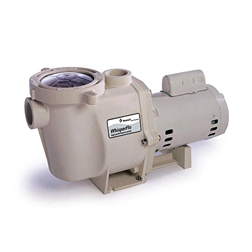 Pentair 011518 1.5 HP WhisperFlo WFE-26 Efficient In Ground Swimming Pool Pump by Pentair