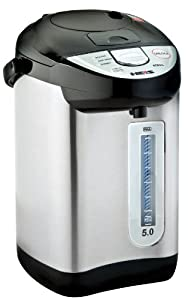 Heis HP8500 5-Quart Hot Water Urn, This is an ok Shabbat urn, but there some