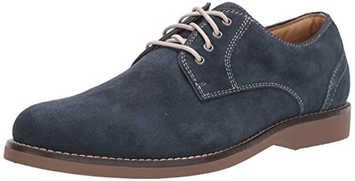 Amazon Brand - 206 Collective Men's Suede Oxford