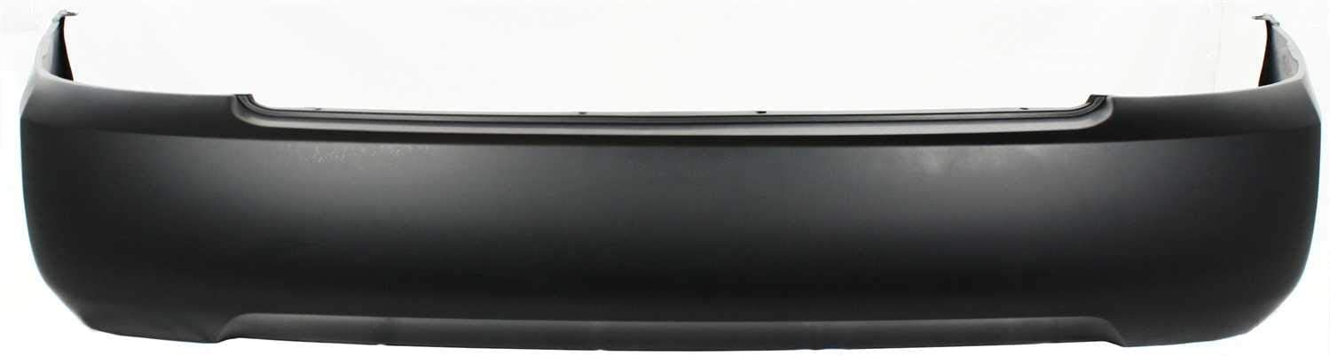 Rear Bumper Cover Compatible with 2004-2006 Nissan Sentra Primed