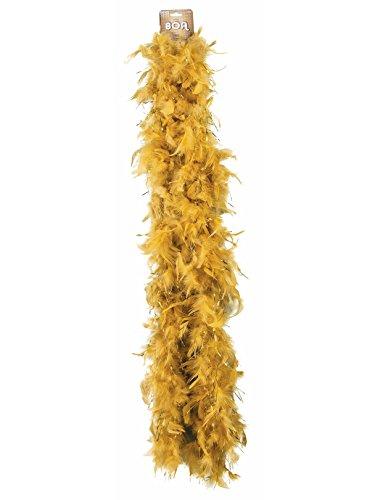 Gold Boa � Costume Accessory ()
