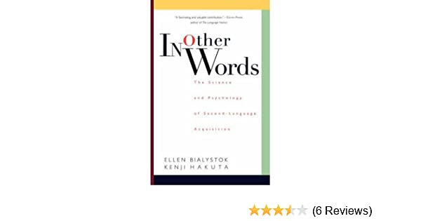 The Language Instinct How the Mind Creates Language