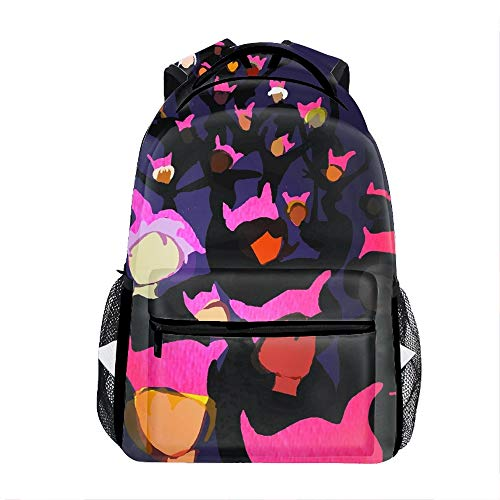 School bags Pussy Hats On The March school backpack for girls Schoolbag backpacks for kids (10 Patterns) (Best Pussy On Net)