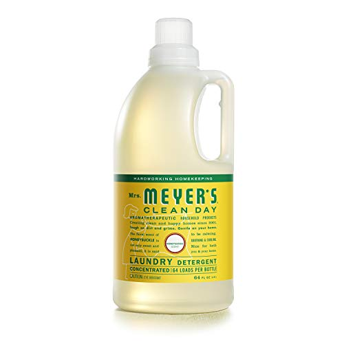 (Mrs. Meyer's Laundry Detergent, Honeysuckle, 64 fl oz)