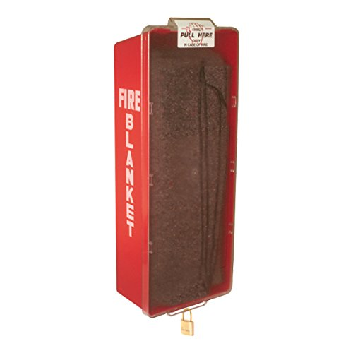 Fire Blanket & Cabinet (2 Pack))