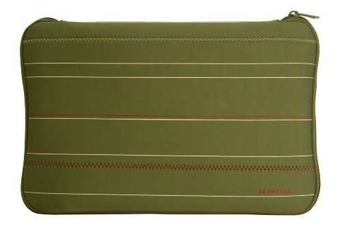 "Crumpler Gimp 17""W Special Edition 003 17"" Sleeve case Olive - notebook cases (43.2 cm (17""), Sleeve case, Olive, Neoprene, 405 x 280 x 30 mm)"