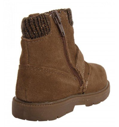 Bottines pour Fille URBAN 192354-B1070 NATURAL-DBROWN