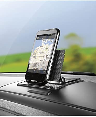 Navgear Navi Befestigung Universal Kfz Halterung Für Smartphone Und Navi Kfz Handy Halterung Zum Schrauben Navigation