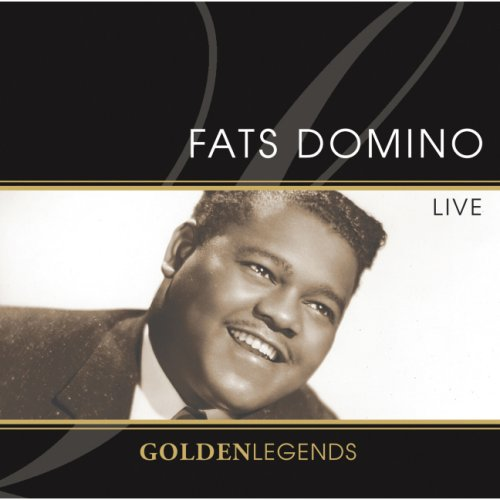 Fats Domino Live Golden Legends by Madacy Records