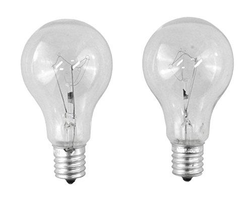 SYLVANIA 40 Watt Clear Ceiling Bulbs