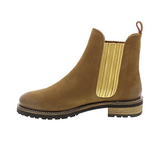 Joules Clarendon Womens Chelsea Boot (x) Marrone