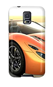 New Shockproof Protection Case Cover For Galaxy S5/ Ronn Motor Scorpion Super Car Case Cover