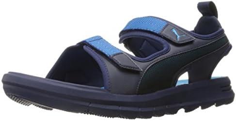PUMA Men's Wild Sandal Plus Athletic
